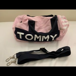 Tommy Hilfiger Mini Duffel Bag Pink